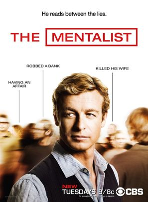 """The Mentalist"" - Movie Poster (thumbnail)"