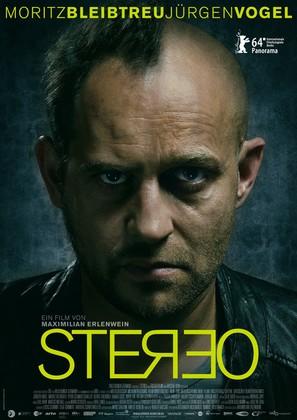 Stereo - German Movie Poster (thumbnail)