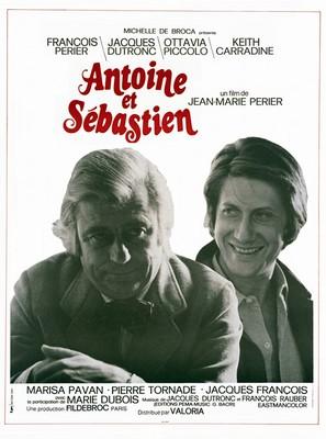 Antoine et Sébastien - French Movie Poster (thumbnail)