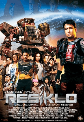 Resiklo - Philippine poster (thumbnail)