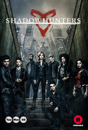 """Shadowhunters"" - Movie Poster (thumbnail)"