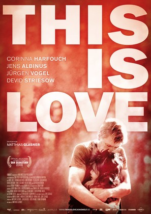 This Is Love - German Movie Poster (thumbnail)