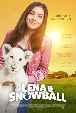 Lena and Snowball - Movie Poster (thumbnail)