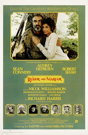 Robin and Marian - Movie Poster (thumbnail)