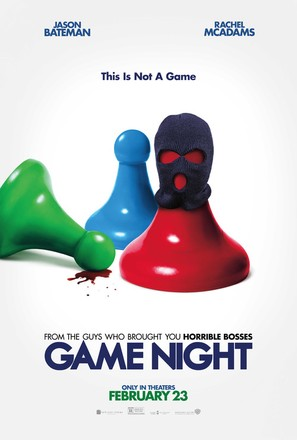 Game Night - Movie Poster (thumbnail)