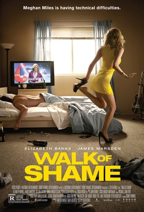 Walk of Shame - Theatrical movie poster (thumbnail)