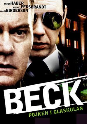 """""""Beck"""" Pojken i glaskulan - Swedish poster (thumbnail)"""