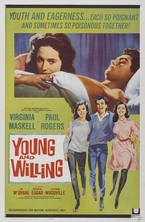 The Wild and the Willing - Movie Poster (thumbnail)