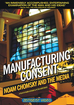 Manufacturing Consent: Noam Chomsky and the Media - Movie Cover (thumbnail)
