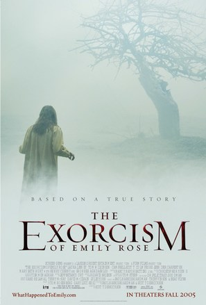The Exorcism Of Emily Rose - Advance movie poster (thumbnail)