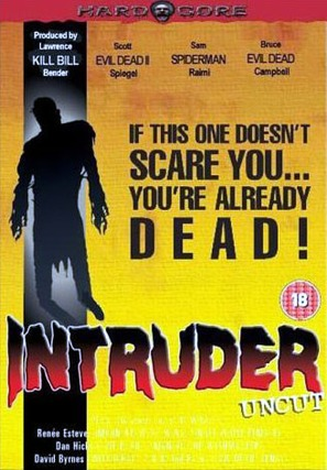 Intruder - British DVD cover (thumbnail)