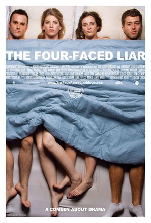 The Four-Faced Liar - Movie Poster (thumbnail)