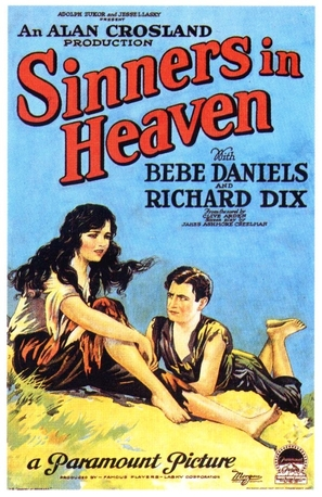 Sinners in Heaven - Movie Poster (thumbnail)