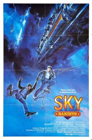 Sky Bandits - Movie Poster (thumbnail)