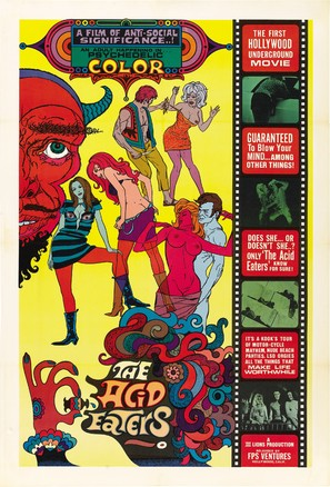 The Acid Eaters - Movie Poster (thumbnail)