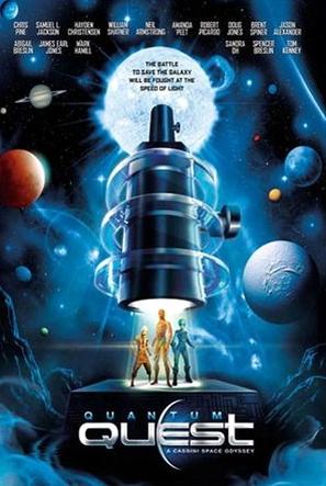 Quantum Quest: A Cassini Space Odyssey - Movie Poster (thumbnail)