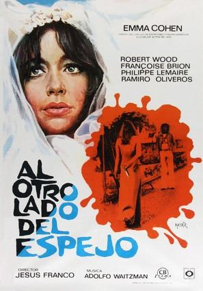 Al otro lado del espejo - Spanish Movie Poster (thumbnail)