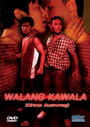 Walang kawala - German DVD cover (thumbnail)