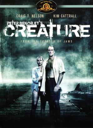 Creature - DVD cover (thumbnail)