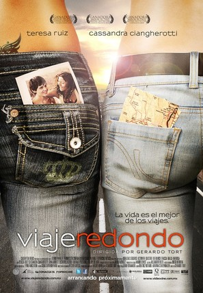 Viaje Redondo - Mexican Movie Poster (thumbnail)