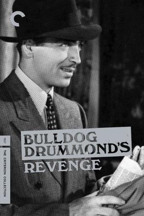 Bulldog Drummond's Revenge - DVD movie cover (thumbnail)
