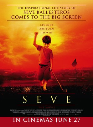 Seve the Movie - British Movie Poster (thumbnail)