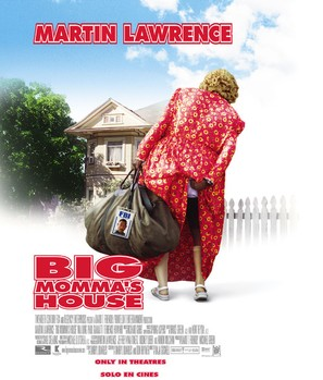 Big Momma's House - Movie Poster (thumbnail)