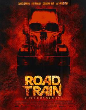 Road Train - Australian Movie Poster (thumbnail)