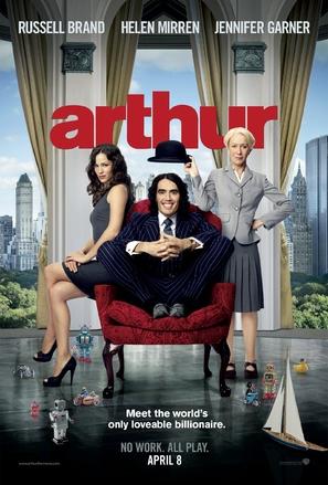 Arthur - Movie Poster (thumbnail)