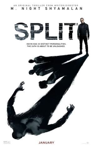 Split - Movie Poster (thumbnail)