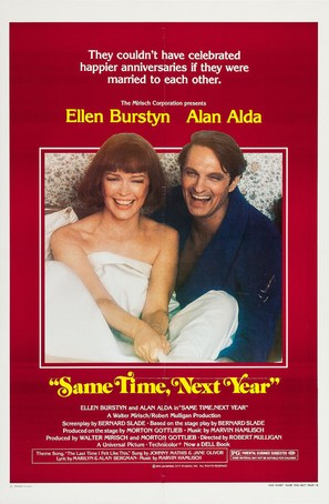 Same Time, Next Year - Movie Poster (thumbnail)