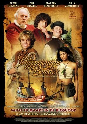Scheepsjongens van Bontekoe, De - Belgian Movie Poster (thumbnail)