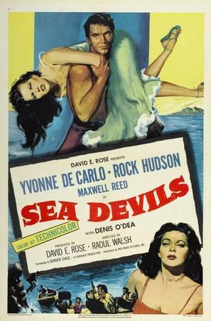 Sea Devils - Movie Poster (thumbnail)