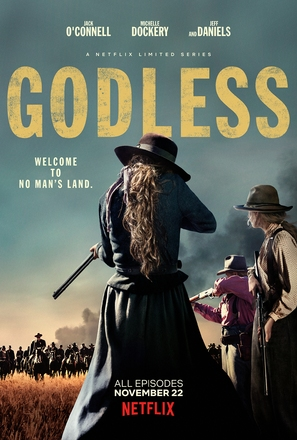 """Godless"" - Movie Poster (thumbnail)"