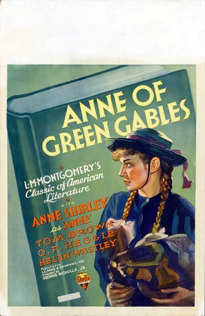 Anne of Green Gables - Movie Poster (thumbnail)