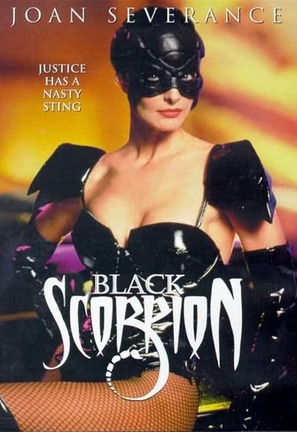 Black Scorpion - DVD cover (thumbnail)