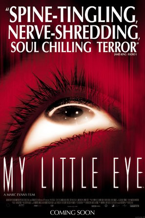 My Little Eye - Movie Poster (thumbnail)