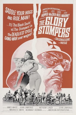 The Glory Stompers - Movie Poster (thumbnail)