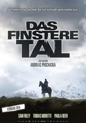 Das finstere Tal - Austrian Movie Poster (thumbnail)