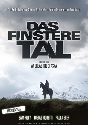 Das finstere Tal - Austrian Movie Poster (thumbnail)
