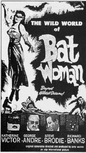 The Wild World of Batwoman
