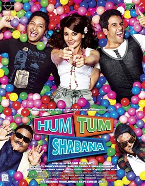 Hum Tum Shabana - Indian Movie Poster (thumbnail)