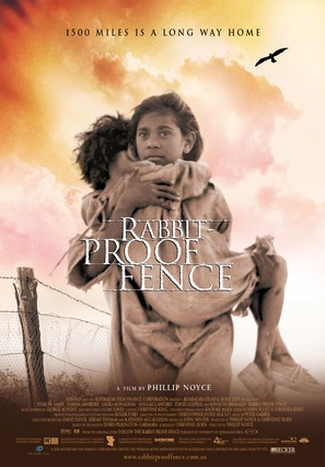 Rabbit Proof Fence - Movie Poster (thumbnail)