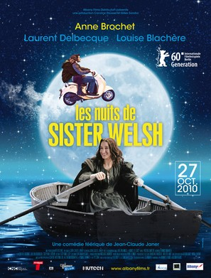 Les nuits de Sister Welsh - French Movie Poster (thumbnail)