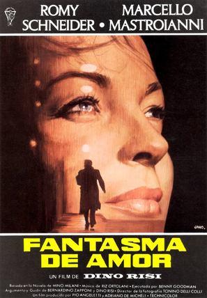 Fantasma d'amore - Spanish Movie Poster (thumbnail)