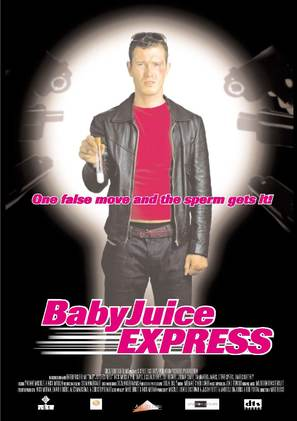 The Baby Juice Express - poster (thumbnail)