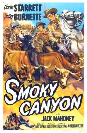Smoky Canyon - Movie Poster (thumbnail)