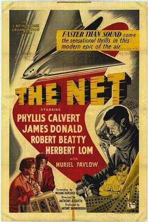 The Net - British Movie Poster (thumbnail)