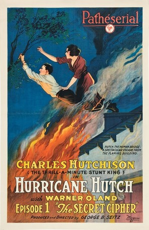 Hurricane Hutch - Movie Poster (thumbnail)