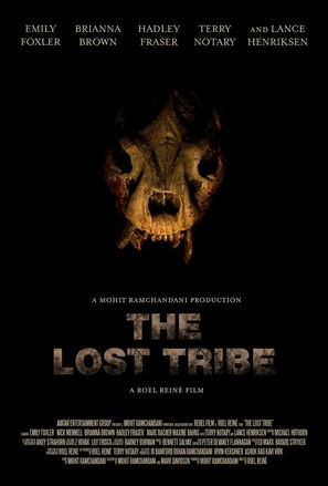 The Lost Tribe - Movie Poster (thumbnail)